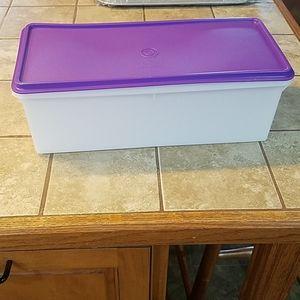 Tupperware bread box,NIP